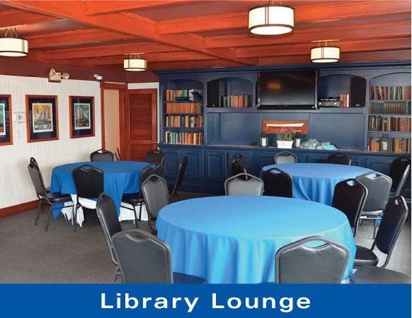 Library Lounge - Newport Landing