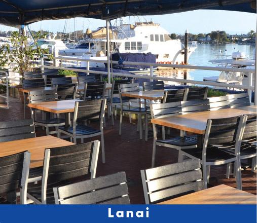 Lanai - Newport Landing