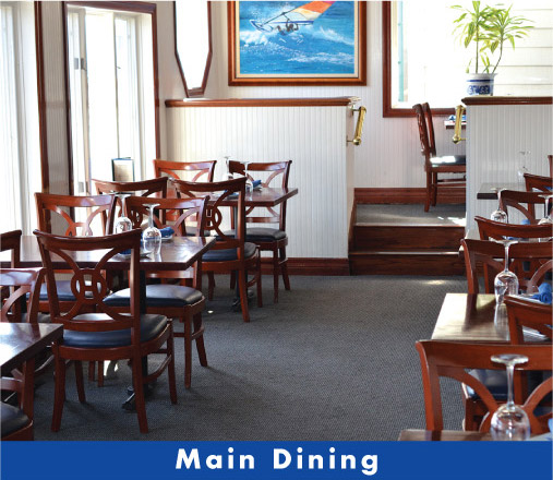 Main Dining - Newport Landing